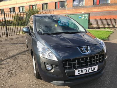 Peugeot 3008 SUV 2.0 HDi Active 5dr
