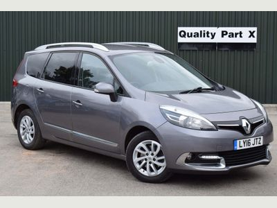 Renault Grand Scenic MPV 1.5 dCi ENERGY Dynamique Nav (s/s) 5dr