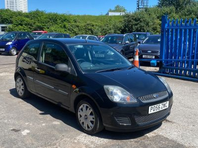 Ford Fiesta Hatchback 1.4 Style Climate 3dr