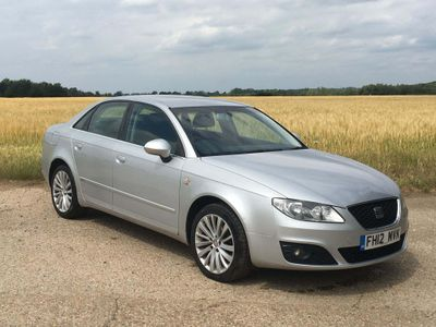 SEAT Exeo Saloon 2.0 TDI DPF SE (Tech Pack) 4dr