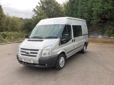 FORD TRANSIT Panel Van 2.2 TDCi 280 M Trend Medium Roof (EU5, MWB)