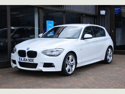 BMW 1 Series Hatchback 2.0 125d M Sport Sports Hatch (s/s) 3dr
