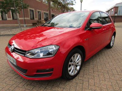 Volkswagen Golf Unlisted 1.6 TDi SE LOUNGE BLUE MOTION TECHNOLOGY
