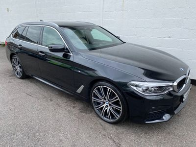 BMW 5 Series Estate 3.0 540i M Sport Touring Auto xDrive (s/s) 5dr
