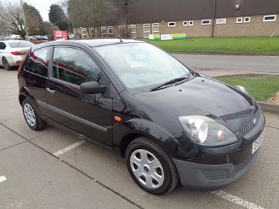 Ford Fiesta Hatchback 1.25 Studio 3dr