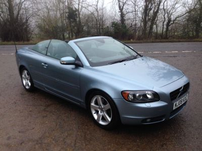 Volvo C70 Convertible 2.0 D Sport 2dr