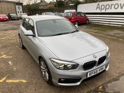 BMW 1 Series Hatchback 1.5 118i GPF Sport Sports Hatch (s/s) 5dr