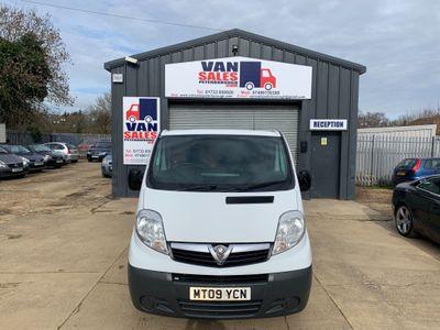 Vauxhall Vivaro Unlisted 2.0 CDTi 2700 Panel Van 4dr (EU4, SWB)