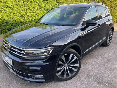 Volkswagen Tiguan SUV 2.0 TDI R-Line DSG 4Motion (s/s) 5dr