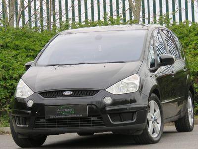 Ford S-Max MPV 2.3 Titanium 5dr