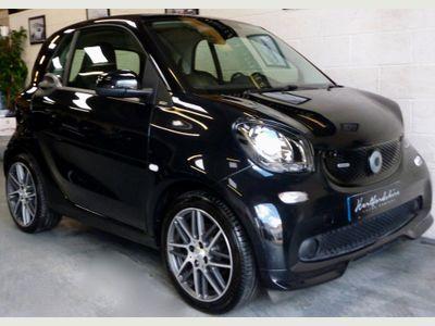 Smart fortwo Coupe 0.9T BRABUS (Premium) Twinamic (s/s) 2dr