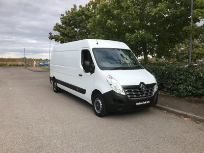 RENAULT MASTER Panel Van 2.3 dCi 35 Business L3H2 FWD 5dr