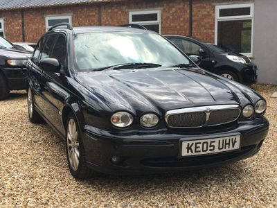 Jaguar X-Type Estate 2.0 D Sport 5dr
