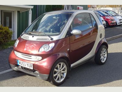 Smart fortwo Hatchback 0.7 City Passion 3dr