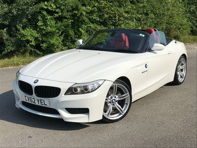 BMW Z4 Convertible 3.0 30i M Sport Highline Edition sDrive 2dr
