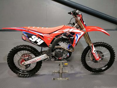 Honda CRF250R Moto Cross 250 Roczen Replica