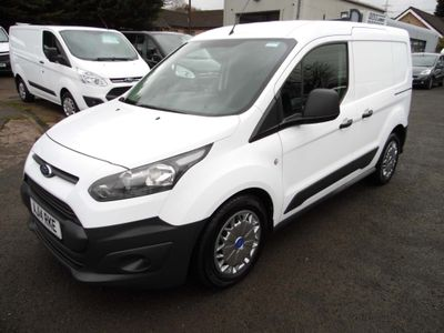Ford Transit Connect Other 1.6 TDCi 220 L1 Crewcab 6dr (5 Seat)