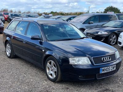 AUDI A6 AVANT Estate 1.9 TDI Final Edition 5dr
