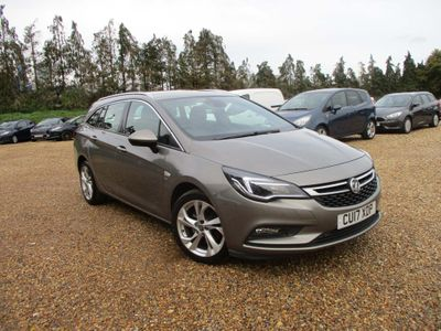 Vauxhall Astra Estate 1.6 CDTi SRi Sports Tourer Auto 5dr