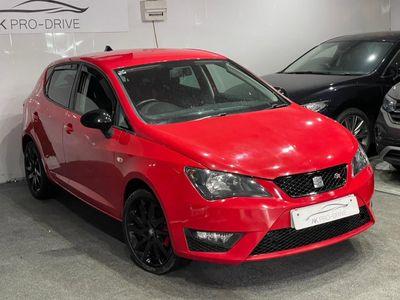 SEAT Ibiza Hatchback 1.4 TSI ACT FR Edition 5dr