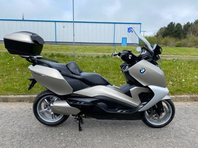 BMW C650 Scooter 650 GT Highline Scooter