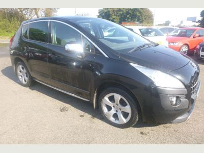 Peugeot 3008 SUV 1.6 HDi FAP Style 5dr
