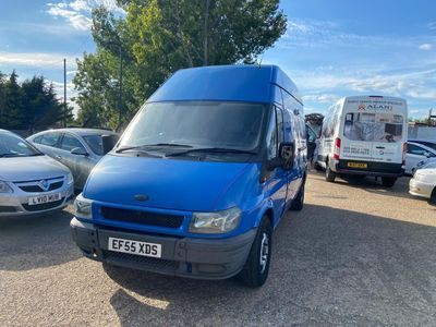 Ford Transit Panel Van 2.0 TDI 350 High Roof 3dr (LWB)