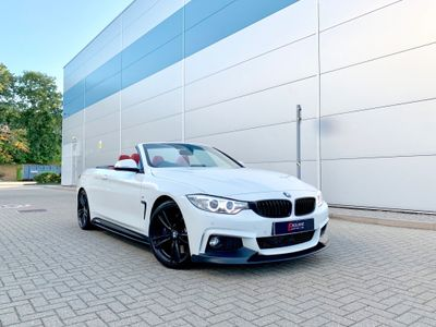BMW 4 SERIES Convertible 3.0 430d M Sport 2dr