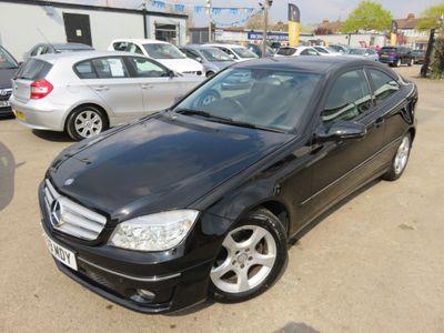 Mercedes-Benz CLC Class Coupe 2.1 CLC220 CDI SE 2dr