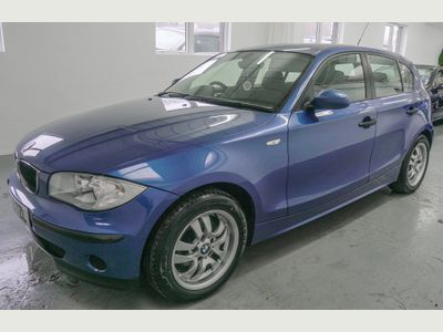 BMW 1 Series Hatchback 2.0 118i ES 5dr