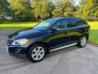 Volvo XC60 SUV 2.4 D SE Lux Geartronic AWD 5dr