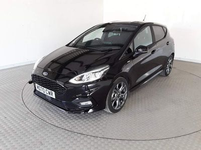 Ford Fiesta Hatchback 1.0T EcoBoost MHEV ST-Line Edition (s/s) 5dr