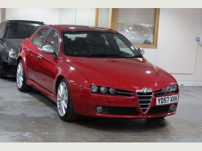 Alfa Romeo 159 Saloon 2.2 JTS TI 4dr