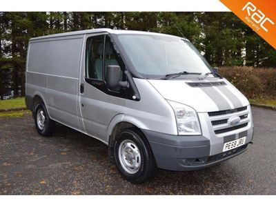 Ford Transit Panel Van 2.2 TDCi ECOnetic 280 S Low Roof Van DPF 5dr (EU5)