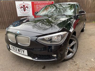 BMW 1 Series Hatchback 2.0 118d Urban 5dr