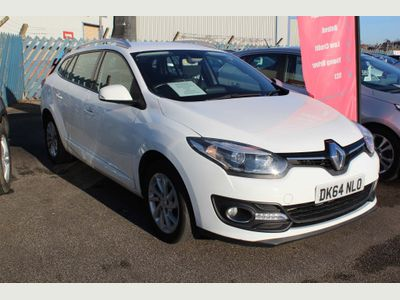 Renault Megane Estate 1.5 dCi ENERGY Dynamique Tom Tom Sport Tourer (s/s) 5dr