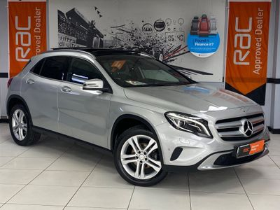 Mercedes-Benz GLA Class SUV 2.1 GLA220 Sport (Premium Plus) 7G-DCT 4MATIC (s/s) 5dr