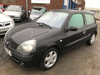 Renault Clio Hatchback 1.4 Dynamique Billabong 3dr