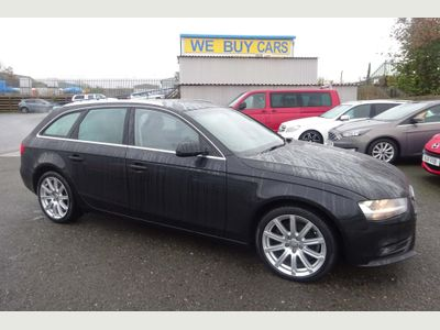 Audi A4 Avant Estate 2.0 TDI SE Technik 5dr