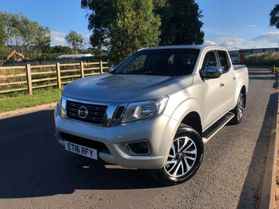 Nissan Navara Pickup 2.3 dCi N-Connecta Double Cab Pickup 4WD EU5 4dr
