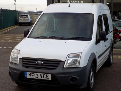 Ford Transit Connect Other 1.8 TDCi T230 LWB High Roof Crew Van 4dr DPF