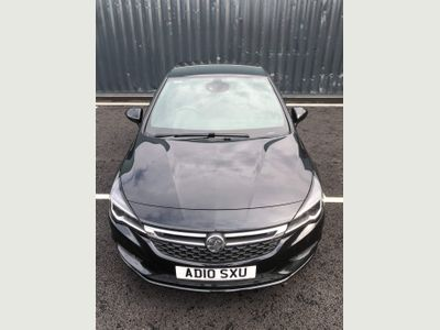 Vauxhall Astra Hatchback 1.6 CDTi ecoTEC BlueInjection SRi 5dr