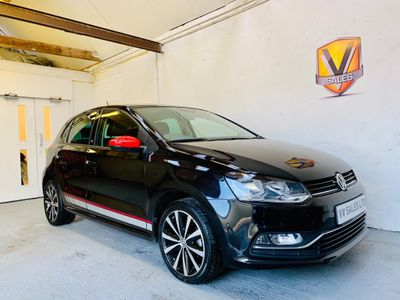 Volkswagen Polo Hatchback 1.2 TSI Beats (s/s) 5dr