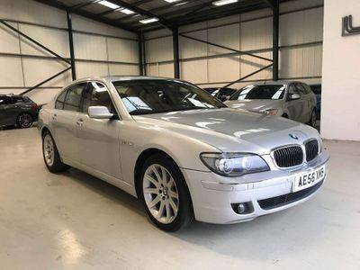 BMW 7 Series Saloon 6.0 760Li V12 M Sport 4dr