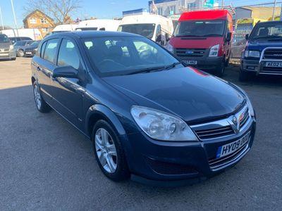 Vauxhall Astra Hatchback 1.7 CDTi ecoFLEX Club 5dr