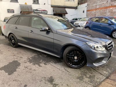 Mercedes-Benz E Class Estate 2.1 E250 CDI AMG Night Edition 7G-Tronic Plus 5dr