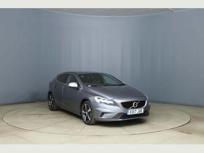 Volvo V40 Hatchback 1.5 T2 R-Design Nav Plus Auto (s/s) 5dr