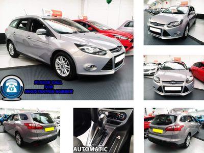 Ford Focus Estate 1.6 Ti-VCT Titanium Powershift 5dr