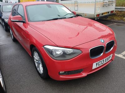 BMW 1 SERIES Hatchback 1.6 116d EfficientDynamics 5dr