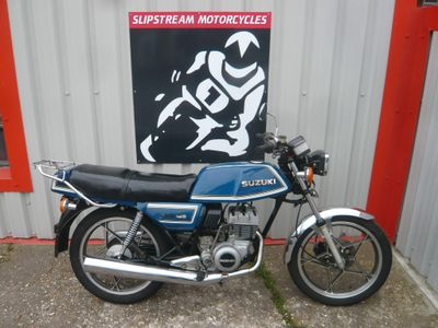 Suzuki GT Classic 200 X5